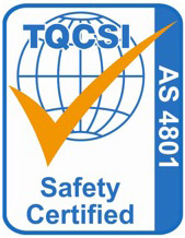 ISO 4801 safety certified accredition cleaning